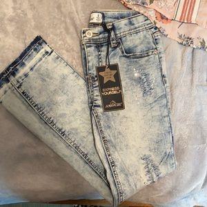 NWT jordache jeans girls size 8